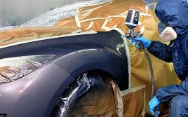 Car Body Painting