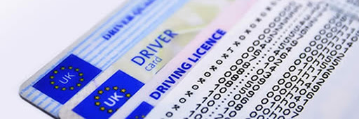 Lost Driving Licence