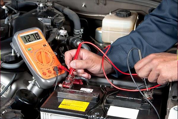 regular car check-up